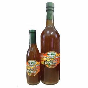 COCONUT CIDER VINEGAR - USDA & EU Certified Organic