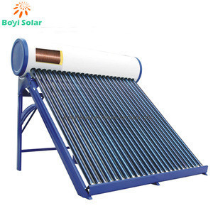 Compact Pressure Solar Hot Water Heater System