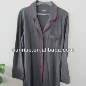 Cotton jersey women nightshirt