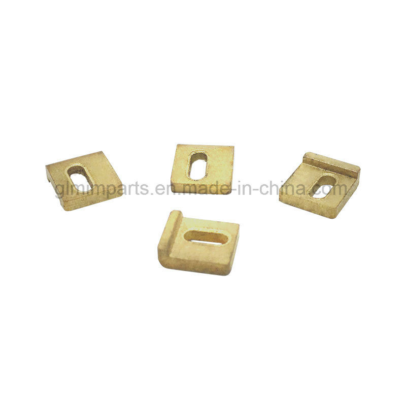 Custom Design OEM Casting Mechanical Brass Parts From Metal Fabrication Factory