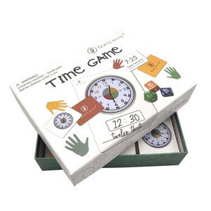 Customized Dry Erase Magnetic Board Game Manufacturing Table Time Game