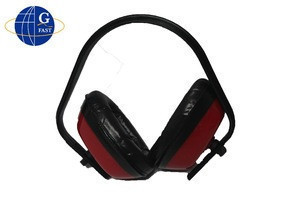 Ear muff for the sound cut off and noise reduction