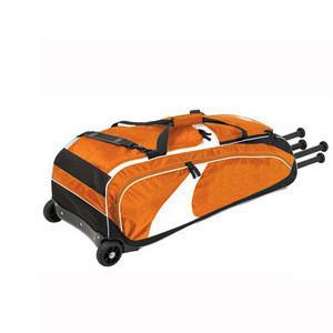 Factory Baseball bag softball equipment bags with wheels