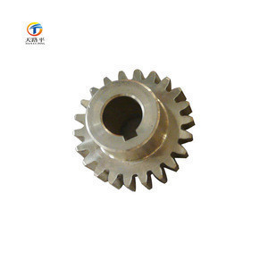 Factory Custom High Precision Spur Gear
