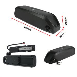 Free shipping  hailong battery 48v 13S5P 48v 14.5ah electric bike battery for 1000W 48v 14.5ah electric bicycle battery