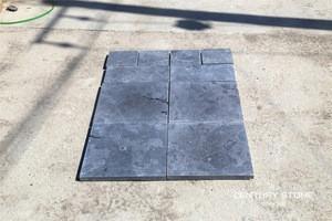 Garden landscaping paving stone