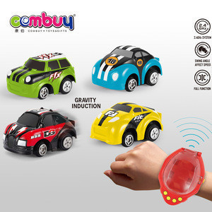 Gravity induction watch toys electric remote control vehicle