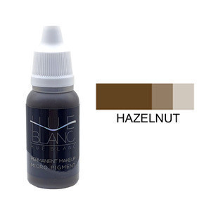 Hazelnut, Professional Make-Up Pigment Eyebrows Eyeliners Lips pigment Hue Blanc Korea