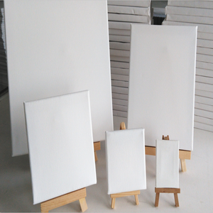 High Quality Factory Wholesale Wood Portable Easel for Professional Artist