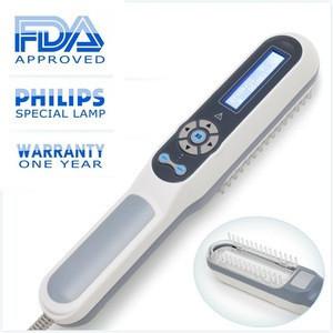 ISO 13485 handheld medical device/uvb lamp phototherapy psoriasis/ vitiligo treatment 311nm