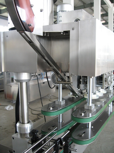 LTCG-160 Automatic Linear Style High Speed Capping Machine