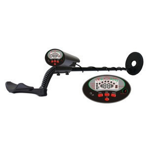 MD6033 2018new High Sensitivity and LCD Display Professional underground Pinpoint metal detector
