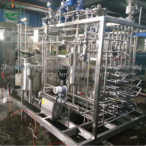 Milk and yogurt factory