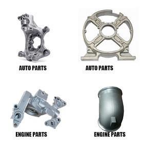 OEM Custom Made car parts Die-cast Car steering wheel