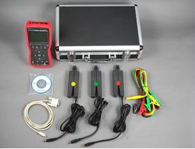 Resistance measuring instrument Three-phase digital phase voltammeter ETCR4300