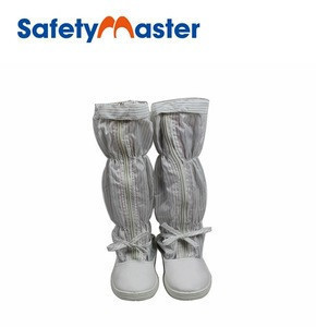 Safetymaster unisex anti-static lab use clean shoes