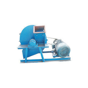 Small occupy space low investment Recycling wood chip crusher / steel nail pallet crusher machine / steel nail pallet crusher