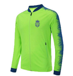 Sports Soccer Training and Running Sublimation Tracksuit
