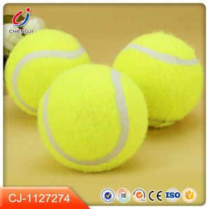 Wholesale cheap price custom plush training bulk tennis balls for kids