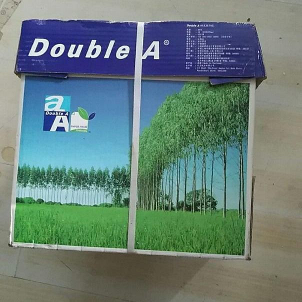 High Quality Double A copy paper A4 copy paper 70/75/80gsm