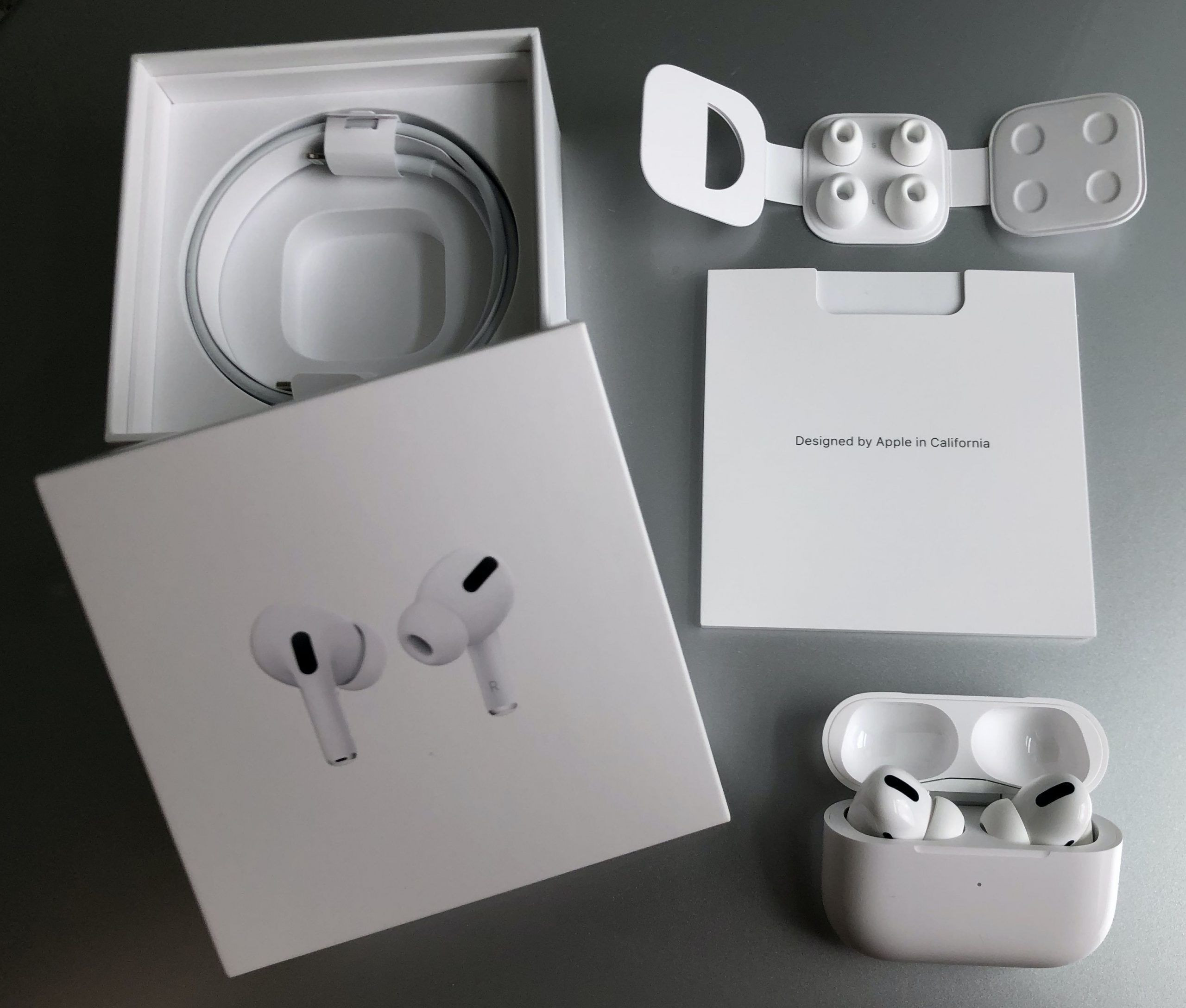 Apple Airpods Pro With Wireless Charging Case 100 Original Buy