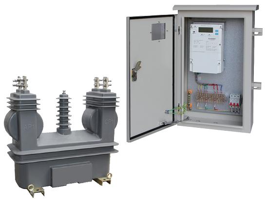 MV Metering Unit-Dry Type