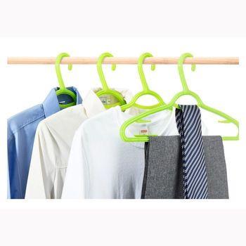 Avisday OEM Plastic Outdoor Drying Non Slip Cloth Hanger for Retail Stores