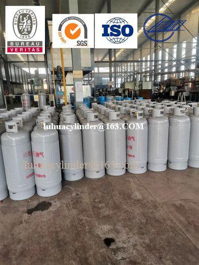 2-50kg gas cylinder