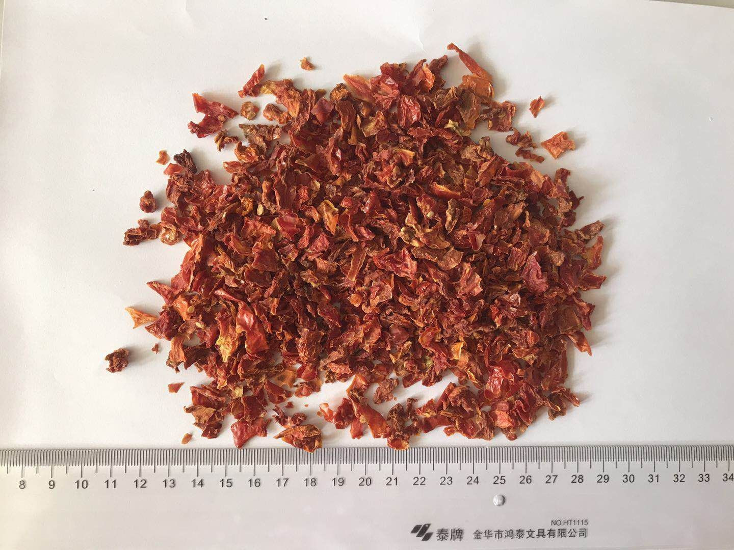 Dehydrated Vegetables - Dried Tomatoes