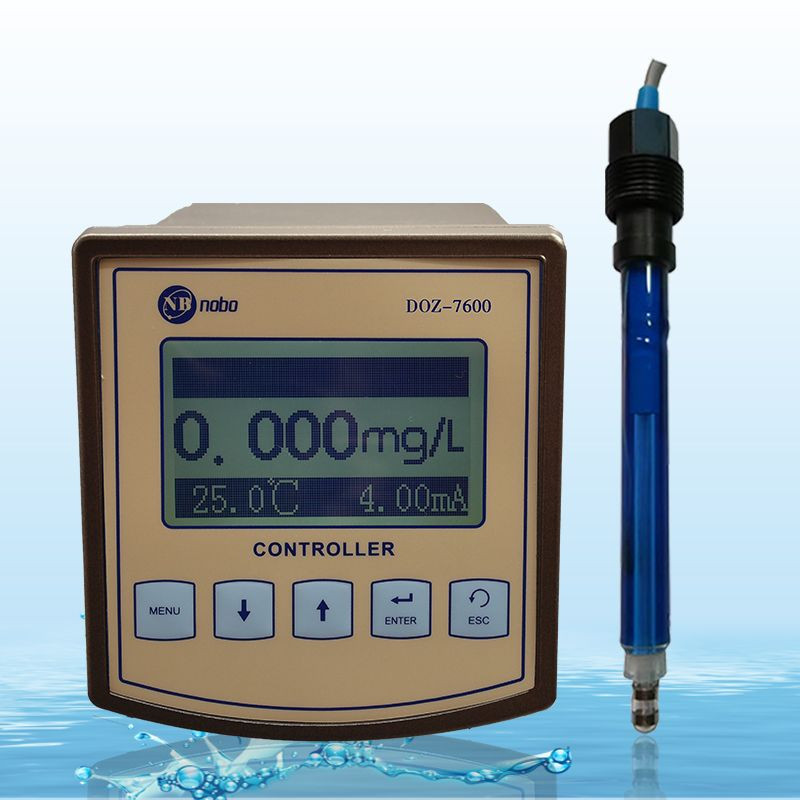 Online ozone controller for drinking water sterilize