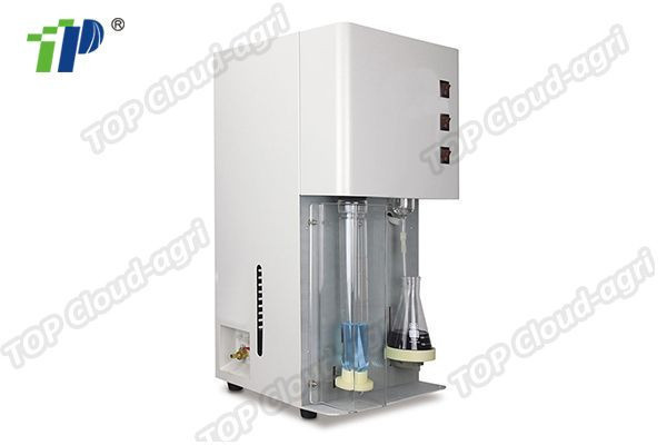 Semi-automatic Kjeldahl Nitrogen Analyzer