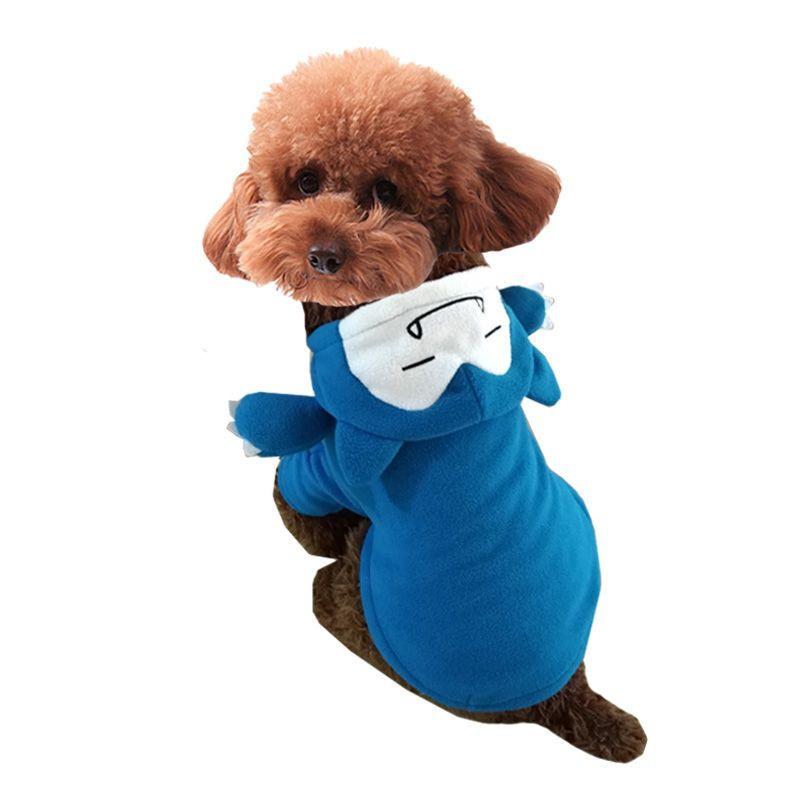 Small dog pet clothes pet pokemon costume Kabimon