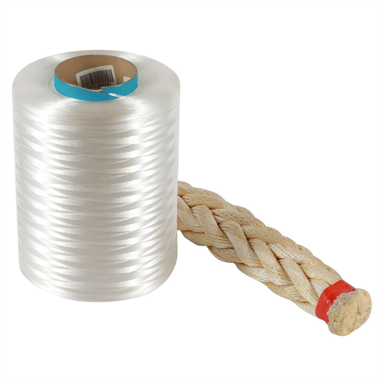 UHMWPE Fiber for ropes slings fishing nettings