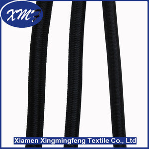 10mm bungee elastic cords with plastic hook