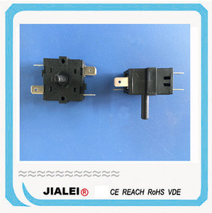 15A 250V for heater and oven parts of rotary switch