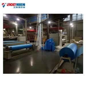 600mm 800mm 1600mm Meltblown Nonwoven Fabric Making Machine