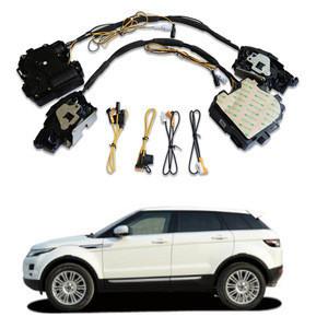 Electric suction door motor for Range Rover