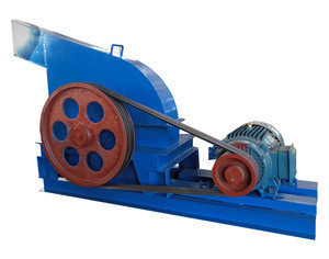 Factory customized wood chip crusher for sale