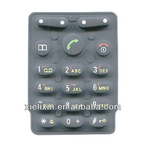 For Nextel mobile phone keypad i856