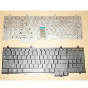 Genuine Laptop internal keyboard for Dell Inspiron 1750 1747 1745 1749 Layout US UK Russian Spanish German Black