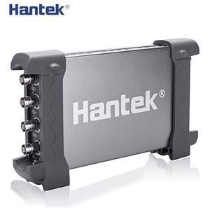 Hantek 6254BC PC USB Oscilloscope 4 CH 250MHz 1GSa/s waveform record and replay function 64k Memory Depth Osciloscopio