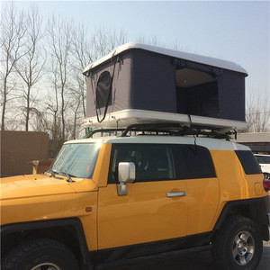 Hard shell roof tent for used cars in china factory with low price