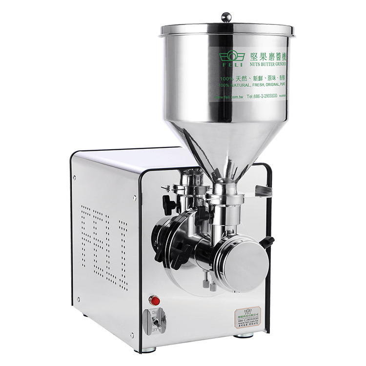 High Grinding Speed And Large Production Food Peanut Nuts Processing Machine