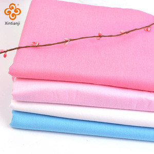 High quality full process woven 100% cotton textile school uniform fabric