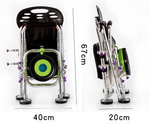 High quality multifunctional folding fishing chair