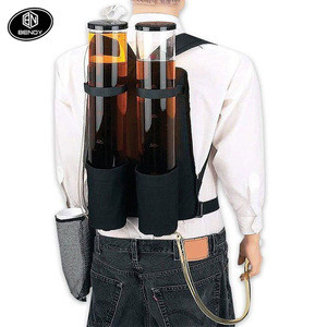 Hot sale Backpack Double Beverage beer Drink Dispenser as seen on TV for outdoor or party