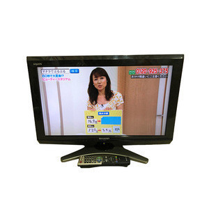 Japan sharp  cheap used lcd tv panels television wholesale with NTSC