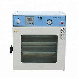 Lab Drying Equipment Classification 90L vacuum drying oven with PUMP