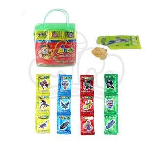 Magic popping candy with high quality handbag