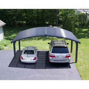 New Design Polycarbonate Aluminum Solar Carport 2 Car Parking Canopy Tent New Design Polycarbonate Aluminum Solar Carport 2 Car Parking Canopy Tent Suppliers Manufacturers Tradewheel